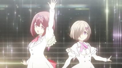 Ibuki Nagisa (Left) & Shiraishi Chisa (Right)